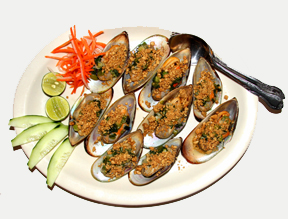 10 Mussels